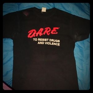 1990's D.A.R.E. t-shirt
